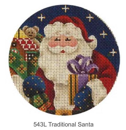 Rebecca Wood 543L Traditional Santa