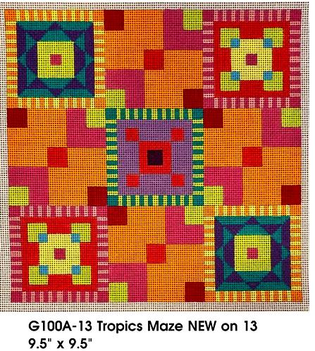 Eye Candy G100A-13Tropics