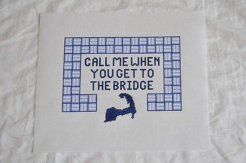 Mary Frances Call me When you Get to the Bridge