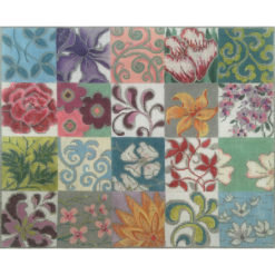 AP 2763 Patchwork Collage II