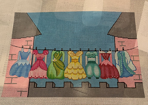 AP3688 Princess Clothesline