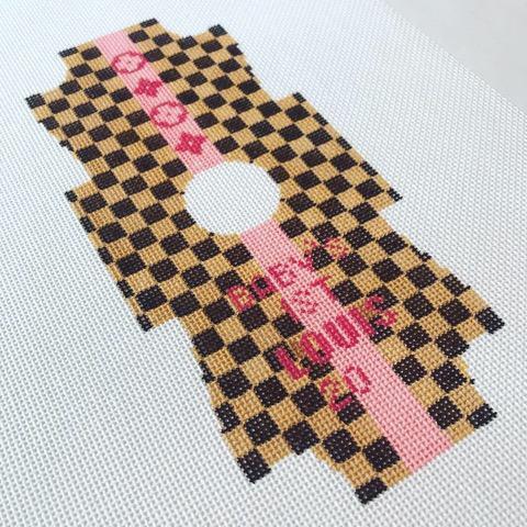 Kimberly Ann Designer Inspired Onesie Ornament BFC-12