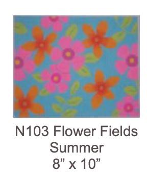 Eye Candy N103 Flower Fields - Summer