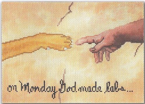 CBK on Monday God Made Labs