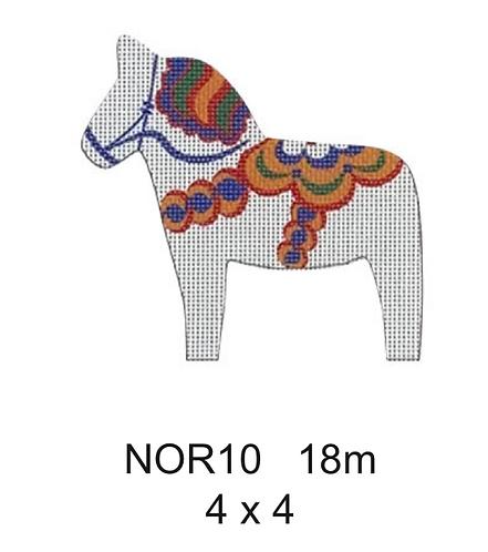 Pepperberry Dala Horse NOR 10