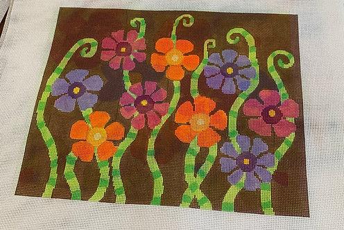 Eye Candy Flower Fields N105