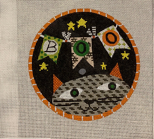 Lori Seibert LSHO02 Boo Cat