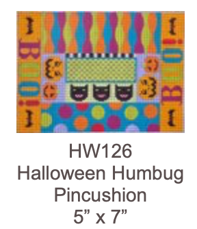Eye Candy HW126 Halloween Humbug