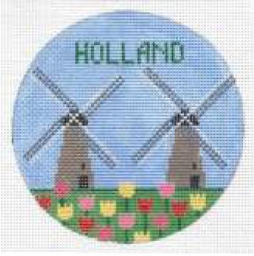Doolittle Destination Rounds 18 mesh Holland