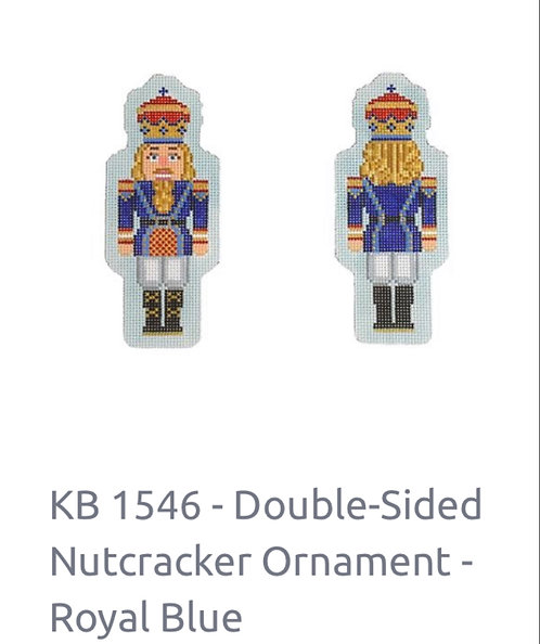 KB 1546 Double Sided Nutcracker