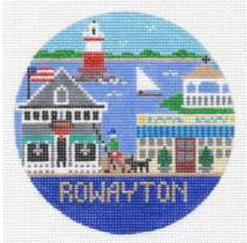 Doolittle Destination Rounds 18 mesh Rowayton