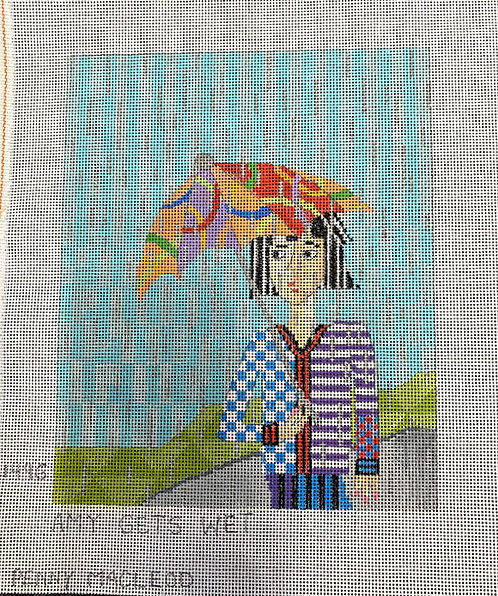 Penny Macleod PM1496 Amy Gets Wet