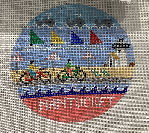 Doolittle Stitchery R-301 Nantucket