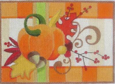 Raymond Crawford HW91 Pumpkin Squares