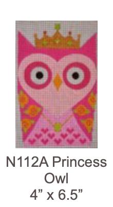 Eye Candy N112A Princess Owl