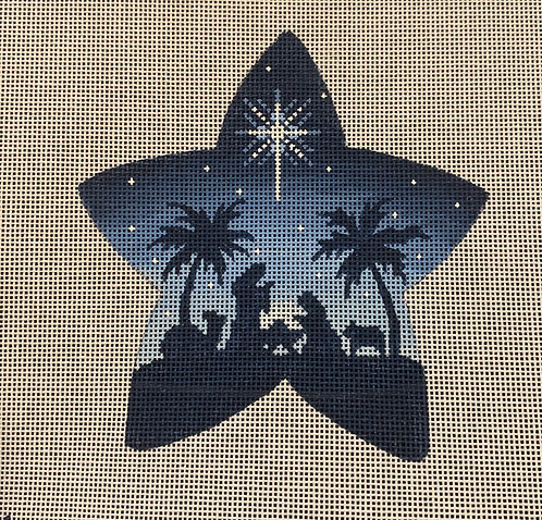 Heidi 438 Nativity Star