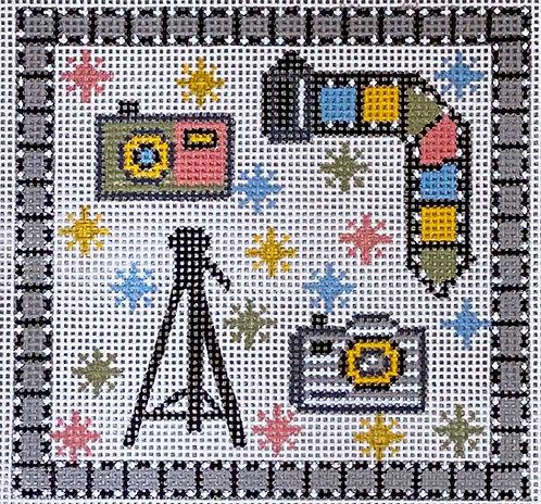 "Danji Designs CH-544 Photography 4"" Square"