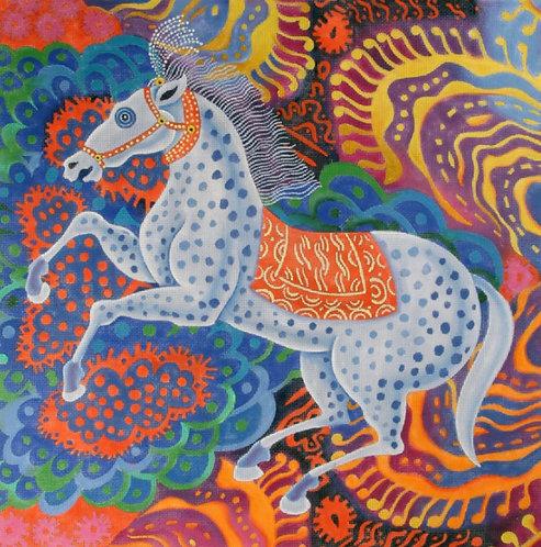 Circus Horse 18 mesh