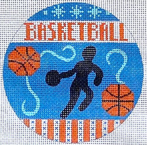 Danji Designs Basketball Round