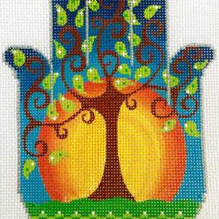 AP2943 Tree of Life Hamsa
