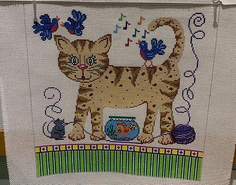 Patti Mann Cat