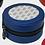 "Thumbnail: 4"" Blue Round Jewelry Case (3"" Insert)"