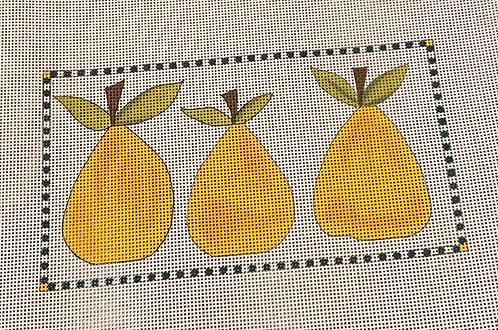 Renaissance 3LT 102 3 Little Pears