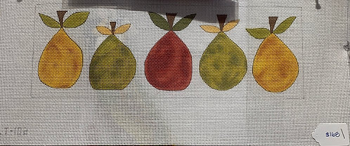 Renaissance Pears (includes guide and threads)