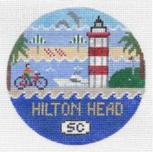 Doolittle Destination Rounds 18 mesh Hilton Head
