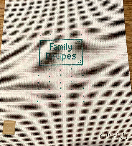 Audrey Wu Family Recipes 13mesh Pink