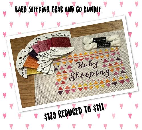 Grab and Go Burnett and Bradley Baby Sleeping Bundle