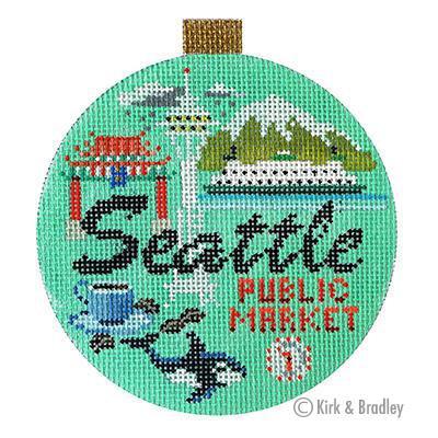 KB 1372 Seattle Round