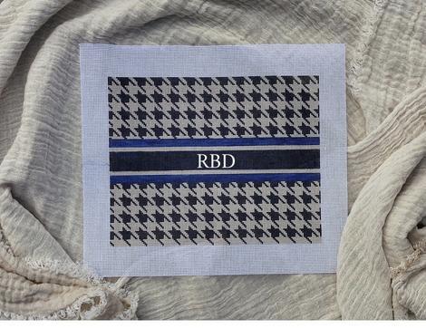 Rachel Barri Dior Inspired Houndstooth