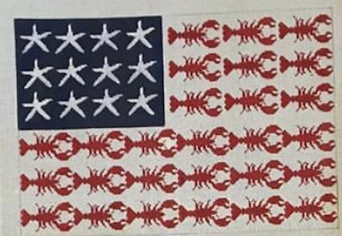 HSN-13 Lobster Flag
