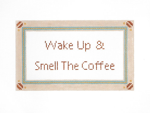 Audrey Wu Wake Up & Smell the Coffee