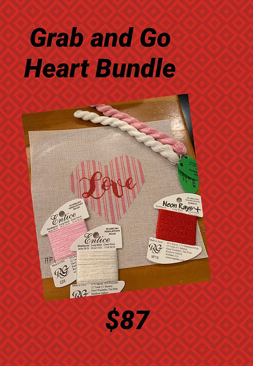 Grab and Go Bundle LOVE HEART