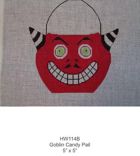 Eye Candy HW114B Candy Pail Goblin