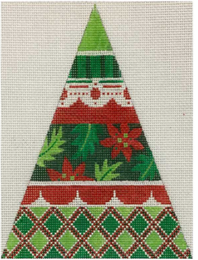 AP4240 Small Pattern Xmas Tree 13 mesh