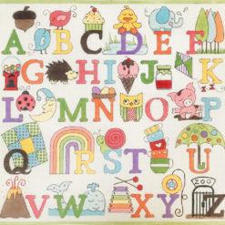 AP 3087 Upper Case Alphabet