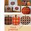 Thumbnail: Patty Paints H40 Large Plaid Pumpkin 18 mesh