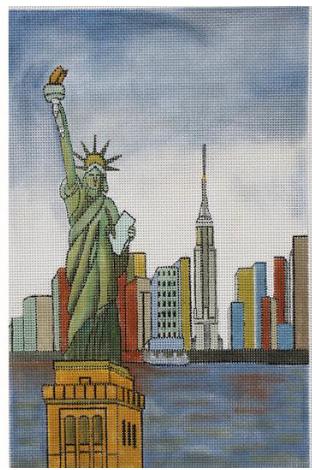 Marcia Steinbock Statue of Liberty MS161