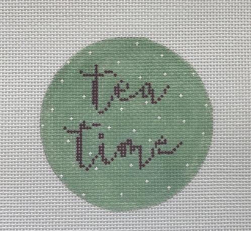 Pewter & Pine Tea Time