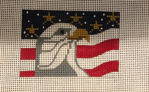 Danji Designs Eagle on Flag Insert CH-308