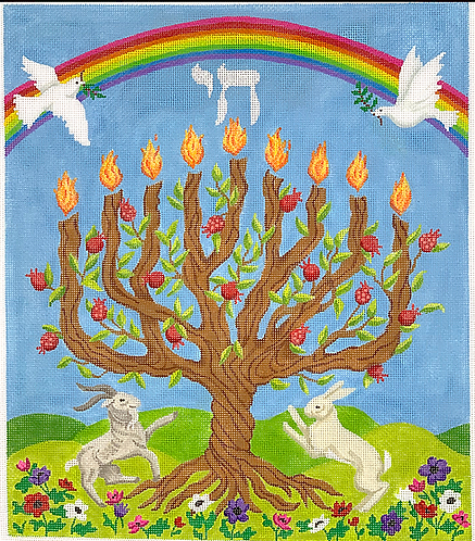 PL-442 Rainbow Tree of Life
