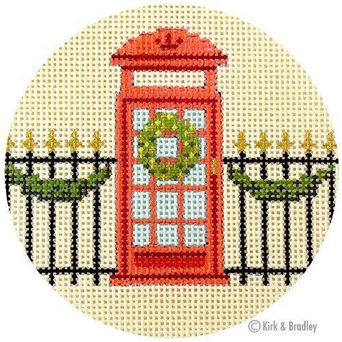 Kirk& Bradley KB1438 London Phonebooth