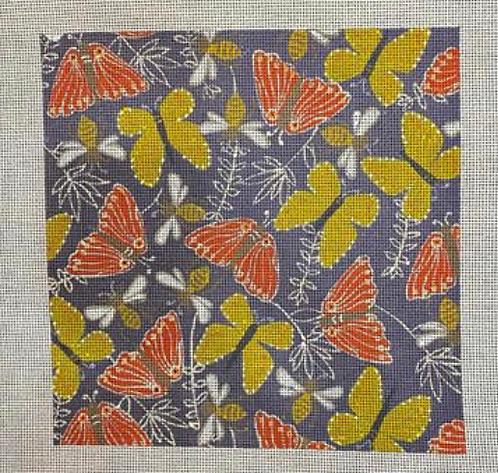 Lizzie Clark 13 mesh Butterflies and Bees