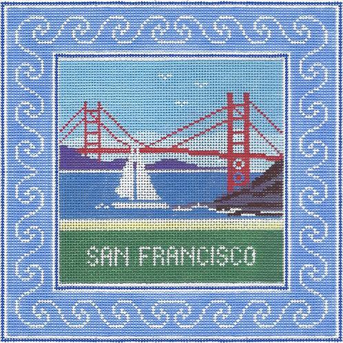 Doolittle San Francisco Square - 13 mesh