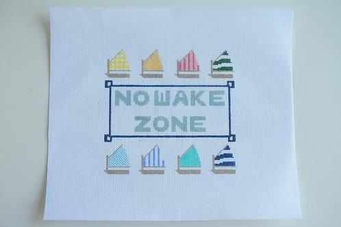 Frances Mary No Wake Zone