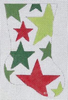 Raymond Crawford HO1988 Stars Mini Sock
