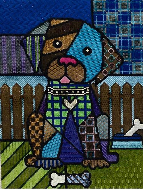 Sew Much Fun! Dog with Stitch Guide
